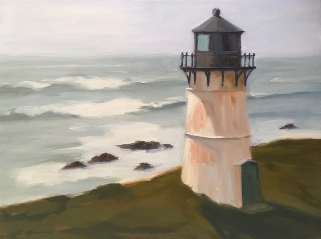 , 'Montara Sunlight,' 2018, STUDIO Gallery