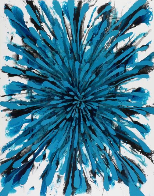 , 'Blue Flash,' 2019, McKenzie Fine Art