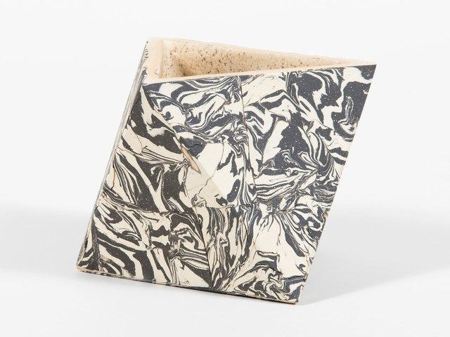Cody Hoyt, 'Octahedron Vessel', 2017, Design/Decorative Art, Ceramic, Patrick Parrish Gallery