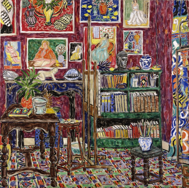 Damian Elwes, 'Matisse's Studio in Vence', 2003, Modernism Inc.
