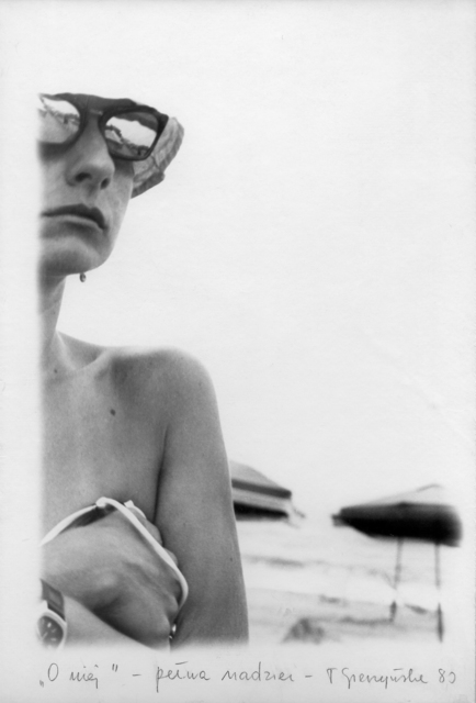 , 'Full of Hope (from the series About Her),' 1980, Pola Magnetyczne