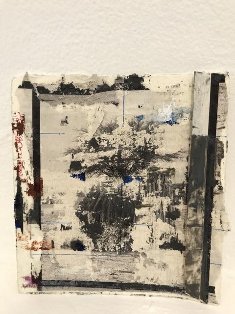 , 'Heavy Black Frame,' 2018, Adah Rose Gallery