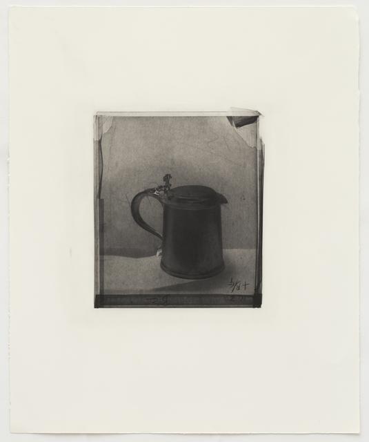 , 'Silver Tankard,' 2015, Alan Cristea Gallery