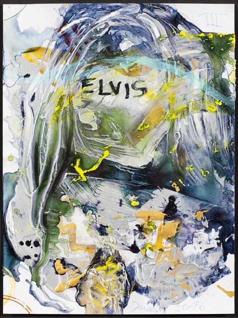 , 'Dr. Elvis de Large-Serie III,' 2016, Sies + Höke