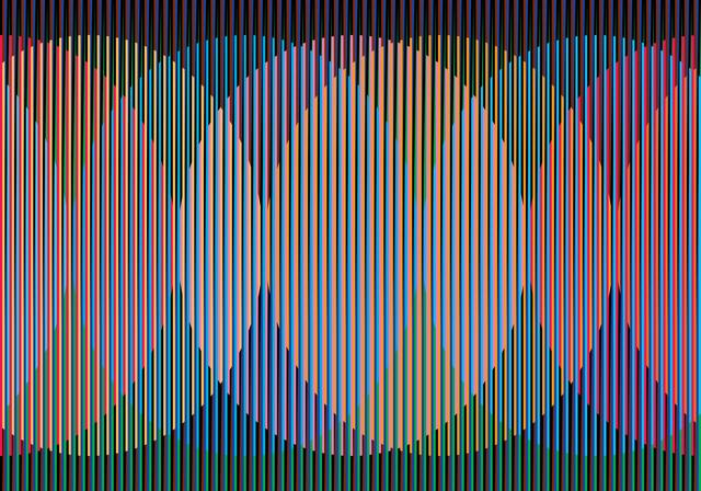 , 'Color Aditivo Gerardo,' 2011, Marion Gallery