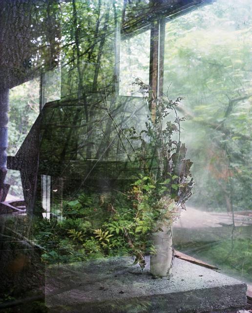 , 'A Time Capsule, a True Abode 1,' 2017, Galerie Nicolas Robert