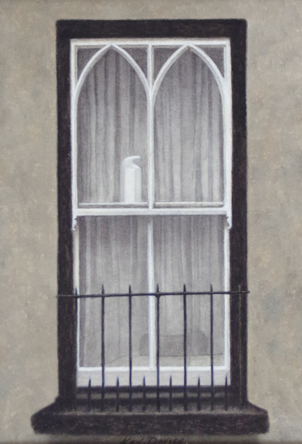 , 'Gothic Window ,' , Eckert Fine Art