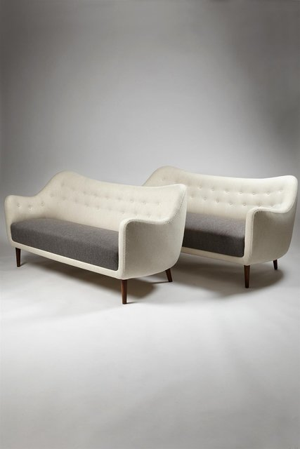 , 'BO64 Sofa,' 1940-1950, Modernity
