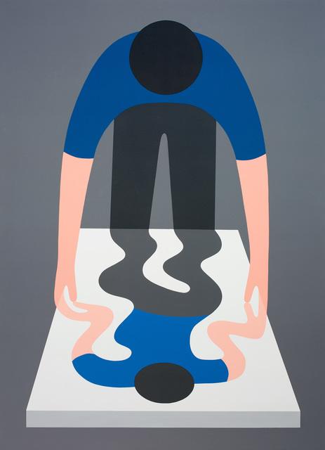 , 'You as A Mirror,' 2015, V1 Gallery