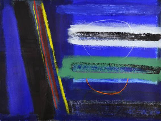 Wilhelmina Barns-Graham, 'Night Walk Porthmeor No. 2   ', 1996, Waterhouse & Dodd