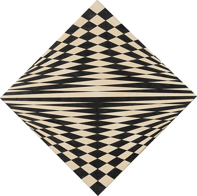 Dadamaino, 'Disegno ottico-dinamico-indeterminato progr. 5', 1964-1965, ARCHEUS/POST-MODERN
