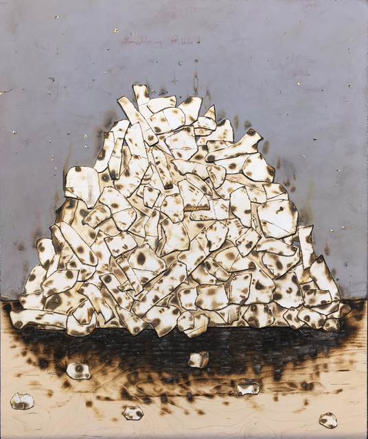 , 'Smoldering Rubble,' , Conduit Gallery