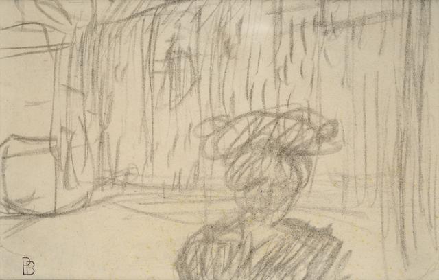 , 'Femme au chapeau (Étude pour la Place Clichy),' 1906, HDM Gallery