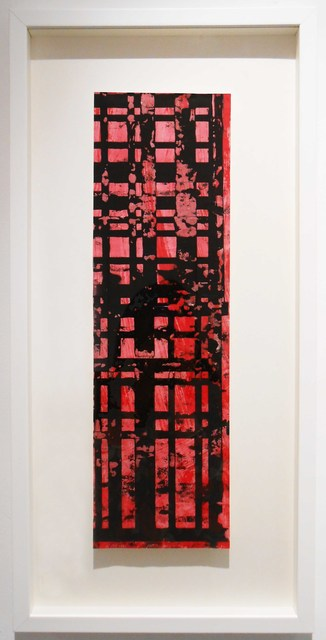 , 'Red and blue #05,' 2017, Galerie Olivier Waltman | Waltman Ortega Fine Art
