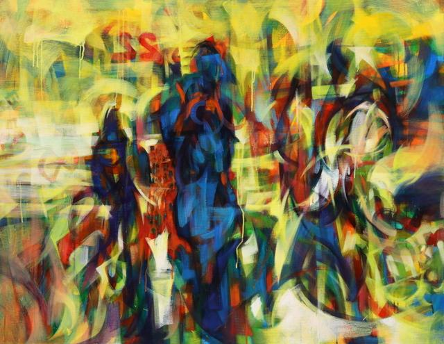 Kim Jin-Sook, 'Liquid Memory', 2017, Galerie GAIA