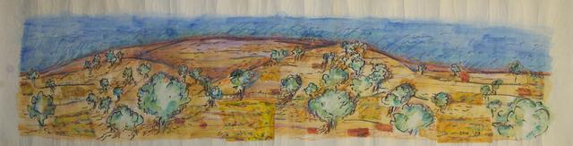 Vera Tamari, 'Landscapes 1', 2016, Gallery One