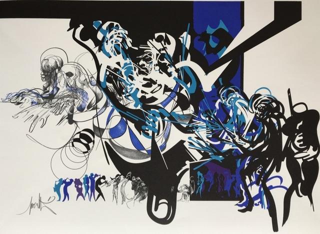 , 'L'Orchestre,' ca. 1980, ByNewArt