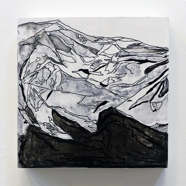 , '40 seconds - 20 minutes,' 2016, Jen Mauldin Gallery