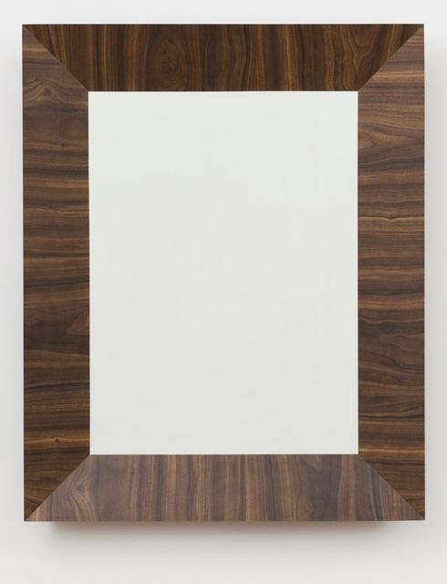 , 'Mirror,' 1988, Brooke Alexander, Inc.
