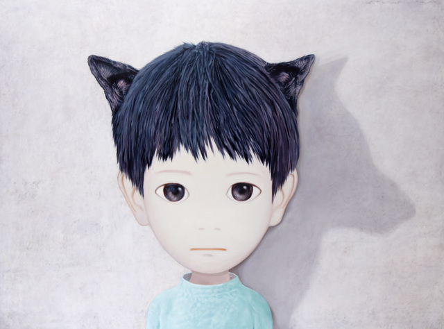 , 'wolf,' 2015, Gallery Tsubaki