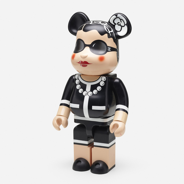 CHANEL, 'Chanel 1000% Be@rbrick', 2006, Wright