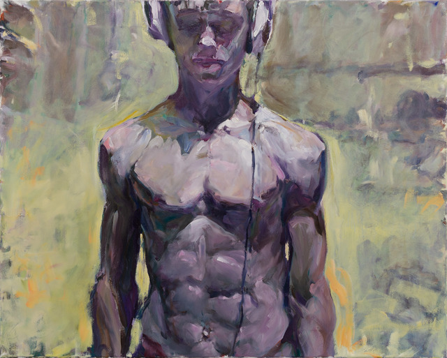 , 'Music,' 2018, Galerie Thomas Fuchs