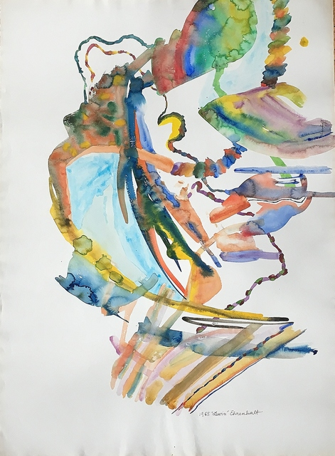 Amaranth Ehrenhalt, 'Leurin', 1968, Lawrence Fine Art