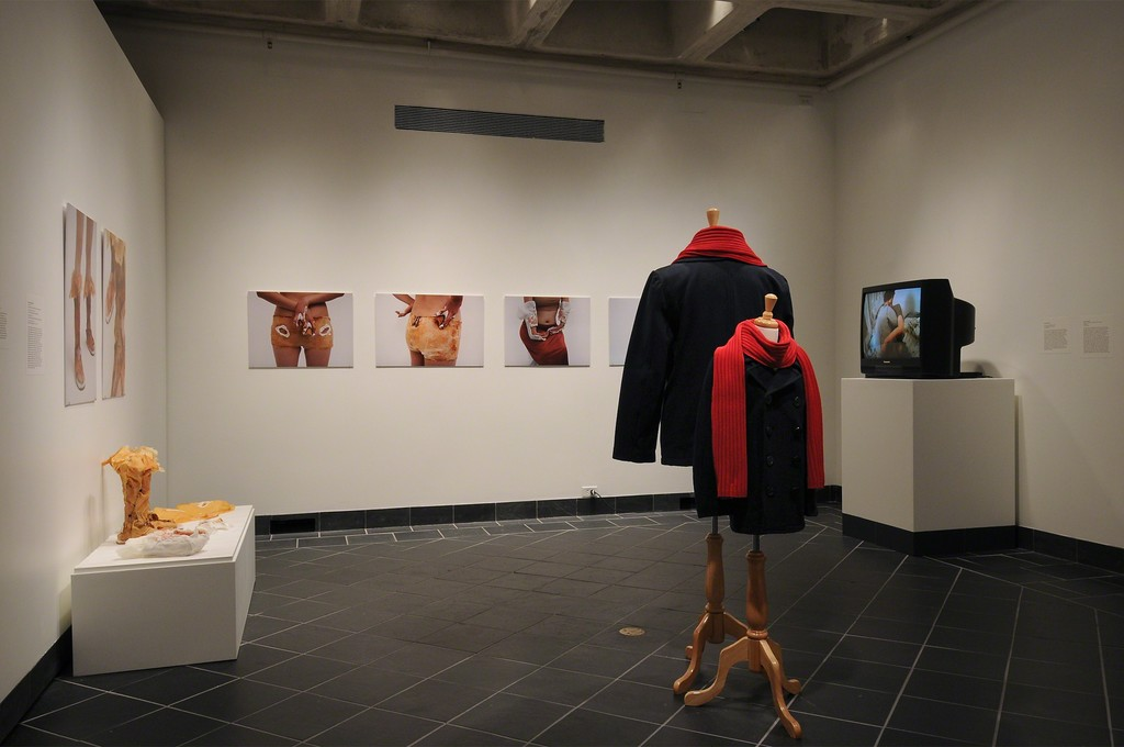 What Can a Body Do? Cantor Fitzgerald Gallery 2012. Photo: Lisa Boughter