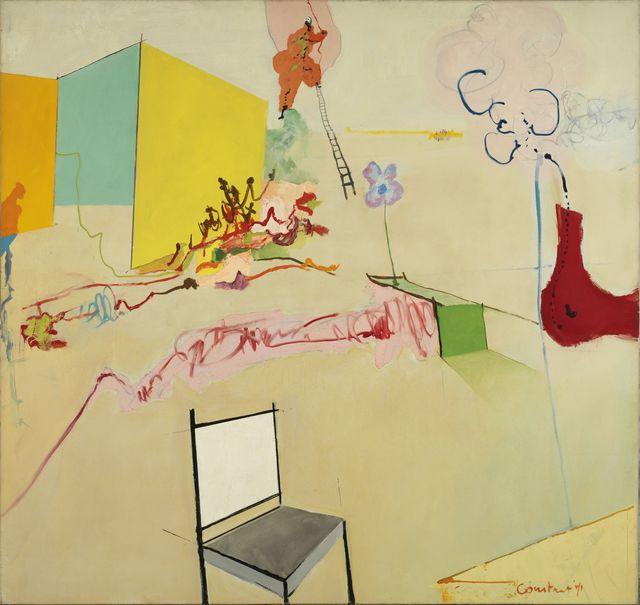 , 'The Chair,' 1971, Borzo Gallery