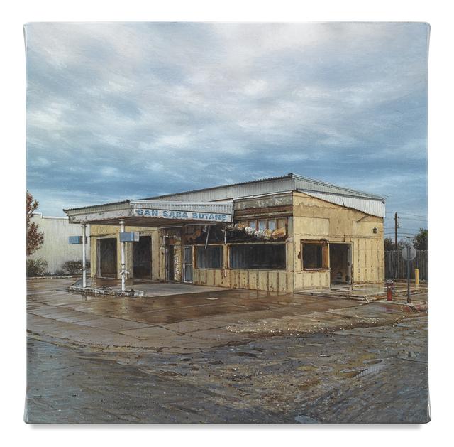 , 'San Saba Butane,' 2017, Miles McEnery Gallery