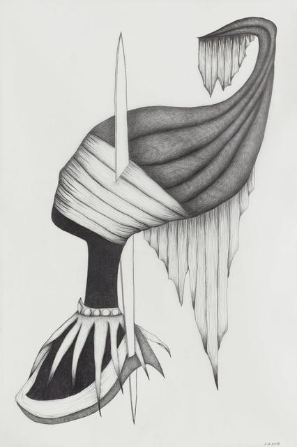 , 'Impaler,' 2017, Sophia Contemporary