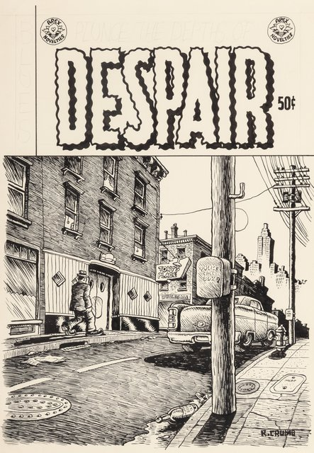 R. Crumb, 'Despair', 1969, Heritage Auctions