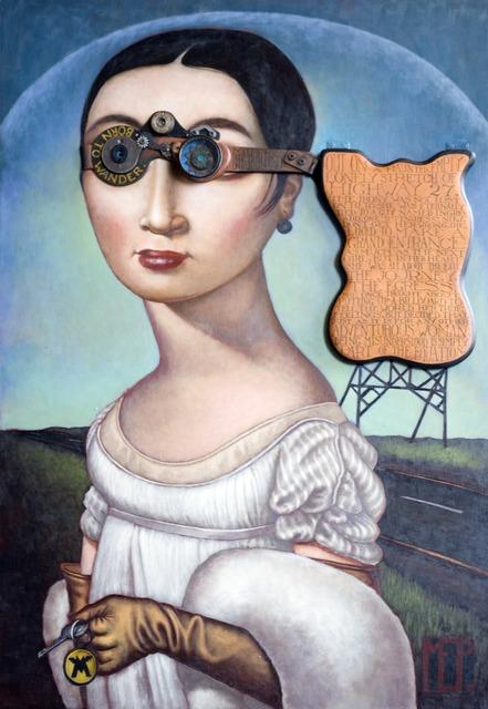 Markus Pierson, 'Ingres & Egress', 2010, Contessa Gallery