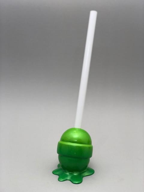 Elena Bulatova, 'The Sweet Life, small, green Lollipop', 2019, Elena Bulatova Fine Art