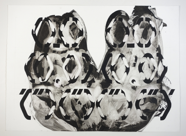, 'HASEHASE,' 2017, Galerie Krinzinger