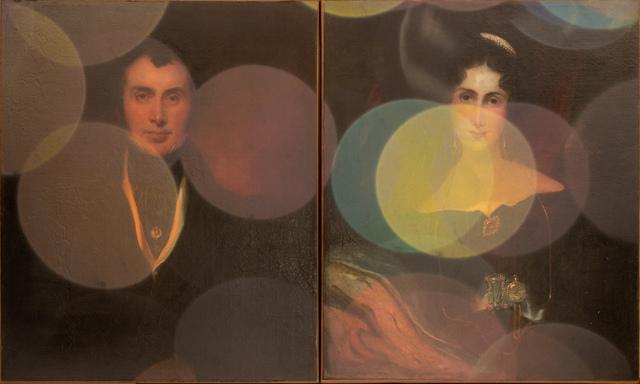 Paul Stephenson, 'Fireworks on Mr. and Mrs. Beele', 2019, StolenSpace Gallery
