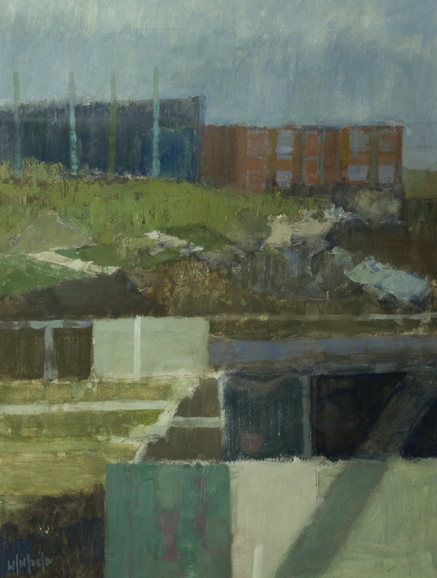 , 'Apartments,' , The South Street Gallery