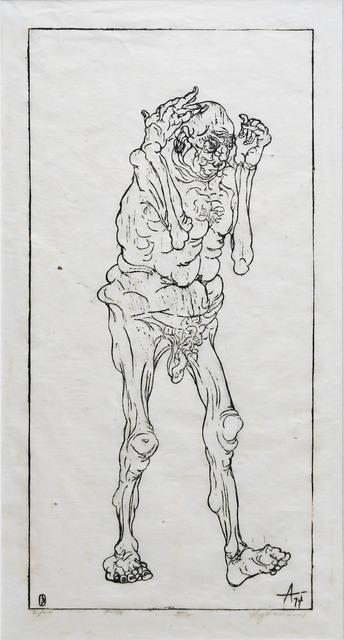 , 'Studies in Ageing Apollo's #2,' 1974, Anita Shapolsky Gallery