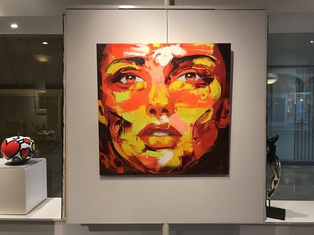 , '32 DEGREES,' 2015-2017, art&emotion Fine Art Gallery