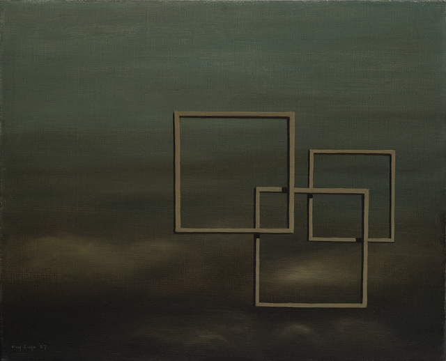 , 'South to Southwesterly Winds Tomorrow,' 1957, Leila Heller Gallery