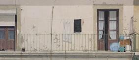 , 'Balcón en el barrio viejo,' , Sala Parés
