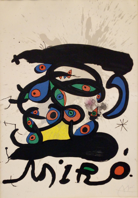 , 'Miro',' , Bruno Art Group