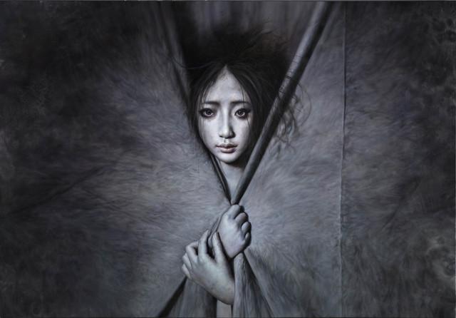 , 'Hide,' 2015, Aki Gallery