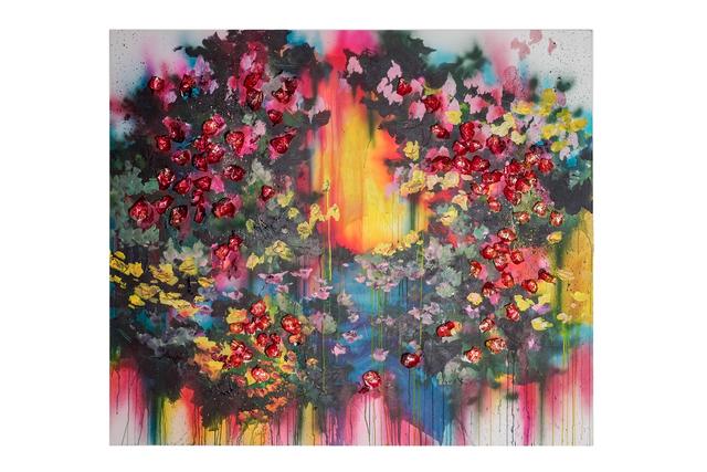 , 'My Secret Rose Garden 20180103,' 2018, MARUANI MERCIER GALLERY