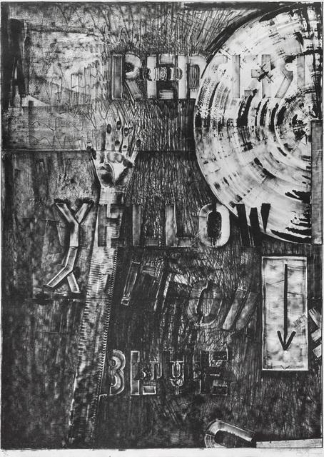 , 'Land's end,' 1979, Galerie Lelong & Co.