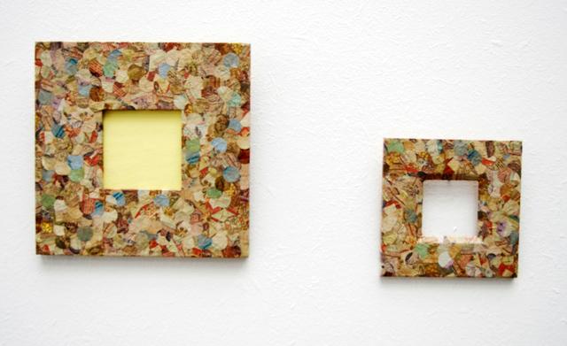 , 'Du mur à la toile - Couleurs de Cotonou (32),' 2008, In Situ - Fabienne Leclerc
