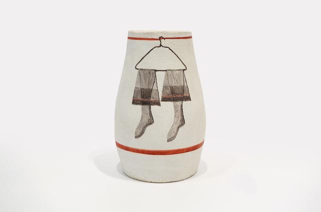 , 'Untitled Stocking Vase,' 1980, Pavel Zoubok Gallery