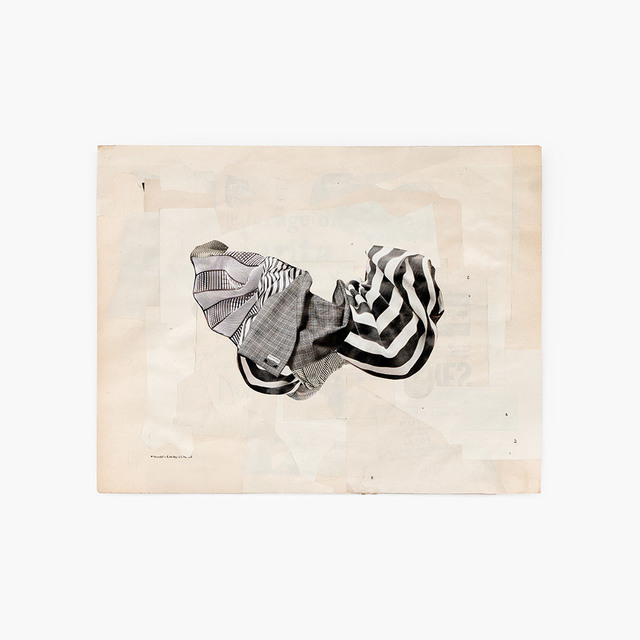 Michael Desutter, 'Put It In Drive I', 2018, Drawing, Collage or other Work on Paper, Original collage on paper, Tappan