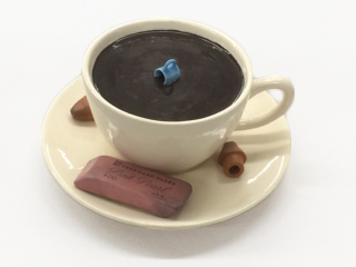 , 'cup with mini-cup ,' 2017, Lois Lambert Gallery
