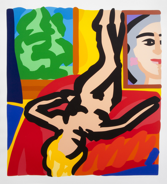 Tom Wesselmann, 'Nude With Picasso', 2000, Julien's Auctions